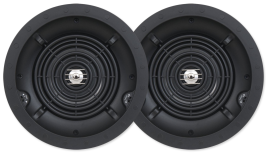 SpeakerCraft Profile CRS6 THREE In-ceiling Speaker - Each