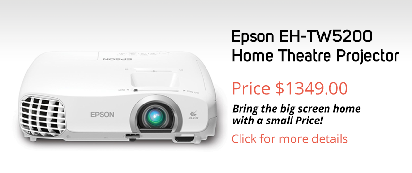 Epson Projector Promo