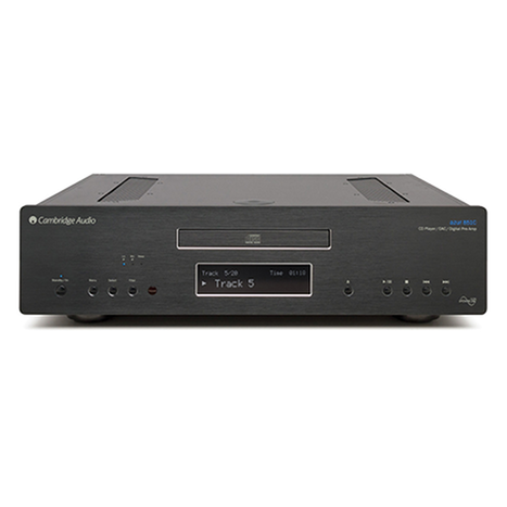 Cambridge Audio Azur 851C DAC,CD Player & Preamplifier