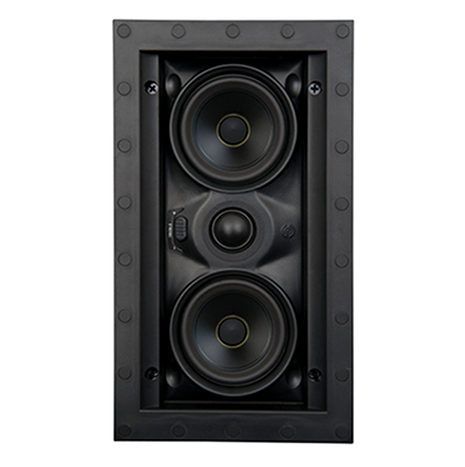 SpeakerCraft AIM LCR 3 ONE In-Wall Speaker - Each