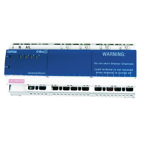 Clipsal Din Rail Dimmer L5504D2U