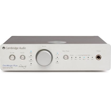 Cambridge Audio DacMagic Plus Preamplifier