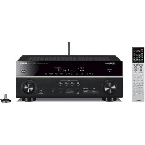 Yamaha RX-V781 - AV Network Receiver
