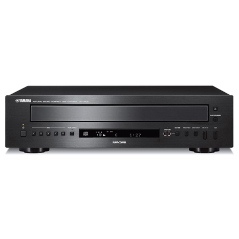 Yamaha CD-C600 Five Disc CD Player