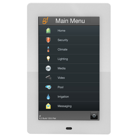 "Elan gTP4 4.7"" LCD Touch Panel"
