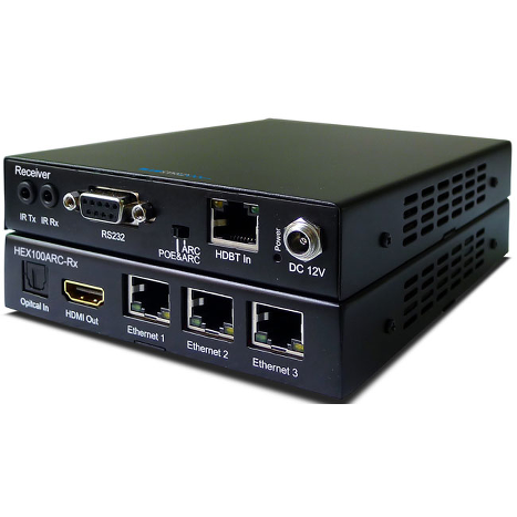 Blustream HEX100ARC HDBaseT Extender Kit