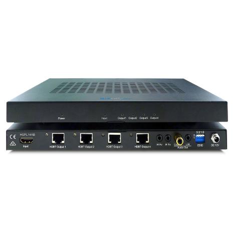 Blustream HSP14AB 4K HDBaseT Splitter