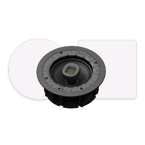 Golden Ear Invisa525 In-Ceiling / Wall Speaker - Each
