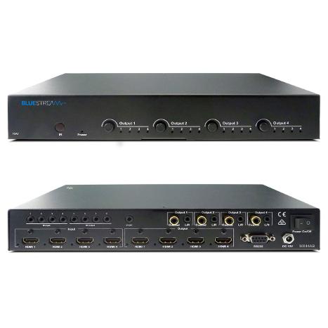 Blustream MX44AB 4K HDMI MATRIX