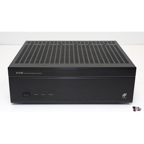 Niles SI-1230 Power Amplifier - Black