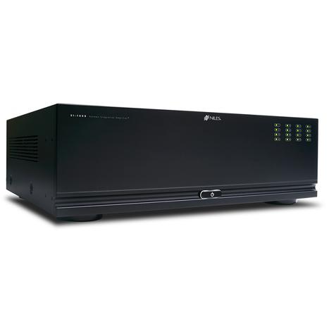 Niles SI-1650 Multichannel Amplifier - Black