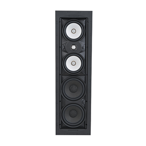 SpeakerCraft Profile Aim Cinema Three In-Wall Speaker - Each