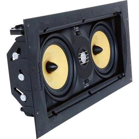 SpeakerCraft Profile Aim LCR5 FIVE In-Wall Speaker - Each