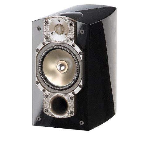 Paradigm Signature S2 v3 Bookshelf Speaker GLOSS BLACK