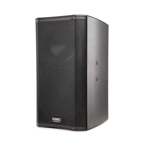 QSC K SERIES 2X 12IN 1000W POWERED SUBWOOFER - KSUB