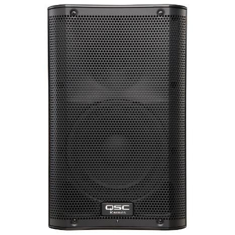 QSC K Series 8 Inch 1000W Powered loud Speaker